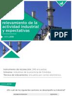 Relevamiento Abril Unión Industrial