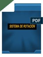 Sistema de Rotacion