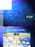 Medicina Legal Introduccioìn