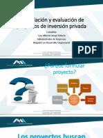 Formulación y evaluación de proyecto de inversión privada 2019.pdf