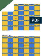 ffa website calendar