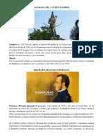 Biografia de Los Heroes