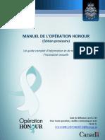 190412 Op Honour Manual 2019 Fr