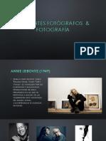 Referentes Fotógrafos & Fotografía