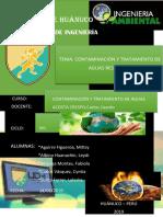 CONTAMINACIÓN Y TRATAMIENTO DE AGUAS RESIDUALES.pdf