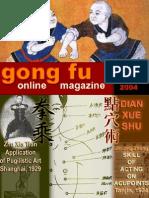Martial Arts - 72 Shaolin Skills Dim Mak