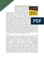 Sobre Miguel Ángel Asturias y Su Obra