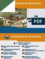 Presentacion Institucional - Actualizada Mayo 24 de 2007