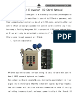 Manual for ID Card