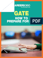Gate How to Prepare for CSE