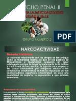 Ley Contra La Narcoactividad