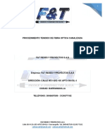 PROCEDIMIENTO TENDIDO FIBRA OPTICA CANALIZADA.docx