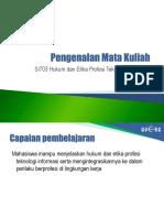 01 Pengantar Hukum Dan Etika Profesi Teknologi Informasi