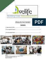 Avelife Infosheet V3