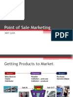 Point of Sale Marketing