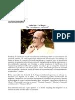 Hart El Desarrollo de La Psicoterapia Centrada en El Cliente Hart