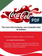 Coca-Cola Desarrollo de Nuevos Productos