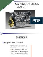 principios fisicios del motor