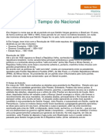 A Era Vargas – Tempo Do Nacional Estatismo