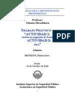 TP Etica y Deontología