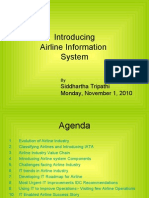 Introduction to Airline Information System 4880
