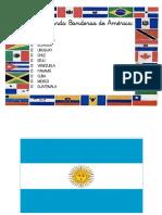 Flash Cards Banderas