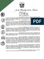 Directivas Mp Competencia Apelacion