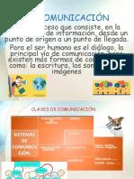 La Comunicación Quinto