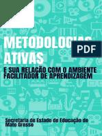 Metodologias Ativas Caderno SEDUC/MT