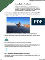Solar Panel Installation Cost Guide.pdf