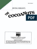 The Cocoanuts (PV)