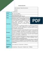 Propuesta - Programa De Actividad Física Recreativa En Pacientes Con VIH/Sida