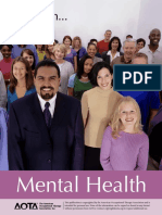 focus on mental health booklet