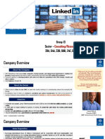 B2B LinkedIn Presentation GRP 2