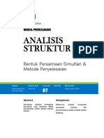 Modul Analisa Struktur II [TM7].docx