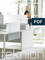 TEKNION Expansion Desking Brochure - bluespace interiors