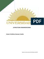 Unidad 2 Estructura Organizacional (R.R.H.H)