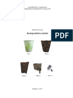Bioplastika