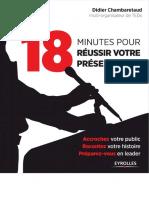 18 minutes pour réussir votre présentation GRANDEBIBLIO.COM.pdf