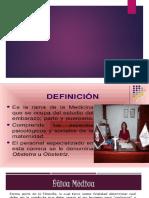 Espo Deontologia Obstetrica