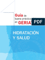 Guía de buena práctica clínica en Geriatría - Hidratación y salud.pdf