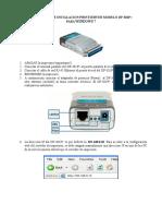 Imprimir con printserver en Windows