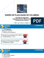 Clase 9-Diseño de Placa Base de Columnas