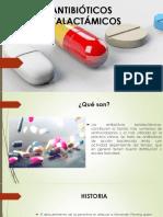 Exposición Antibióticos B.