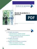 PPT03 - Diseños de procesos y productos