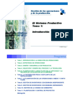 PPT01 - Sistema Productivo