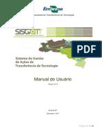 Manual Sisgatt