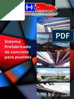 Catalogo Vigas Puentes