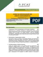 10. Informativo_Especializa__o Direito Agroambiental.pdf