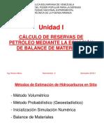 Ing. Yacimientos I I Unid I Balance de Materiales - Estudiantes (1).ppt